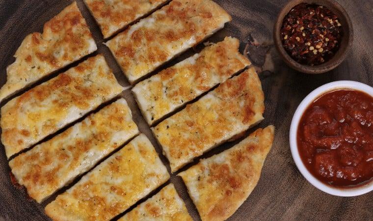 Air Fryer Cheese Bread