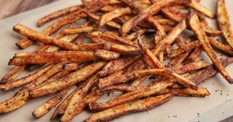 Copycat Five Guys Cajun Fries