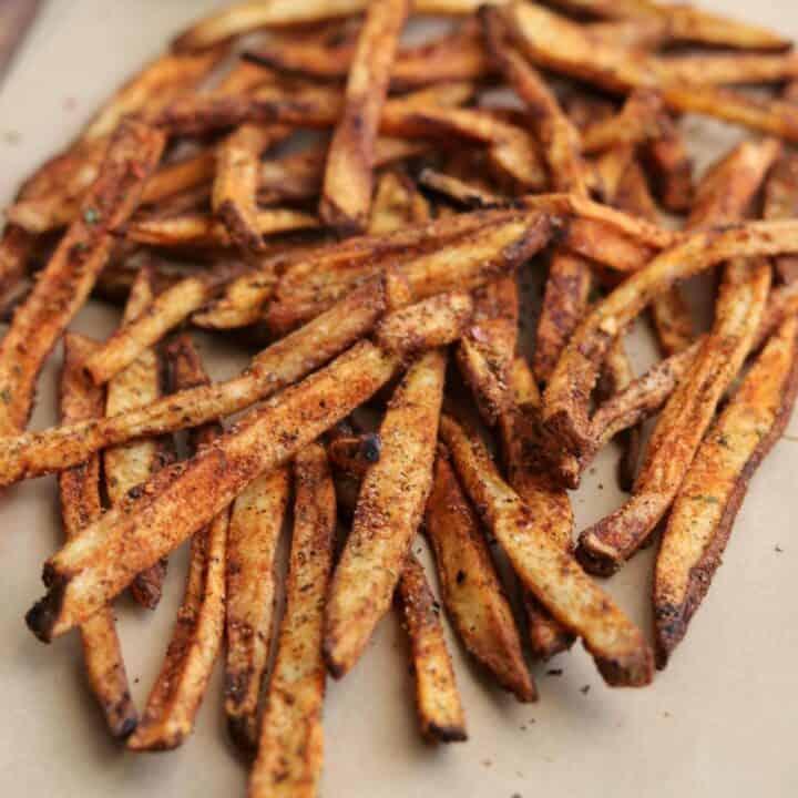 Copycat Five Guys Cajun Fries