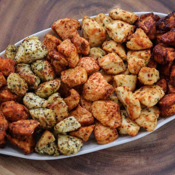 Air Fryer Chicken Nuggets 7 Ways