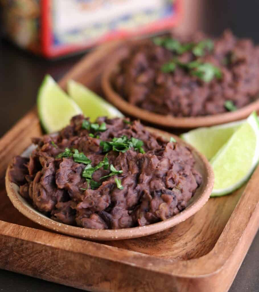 How To Make Refried Black Beans With Canned Beans