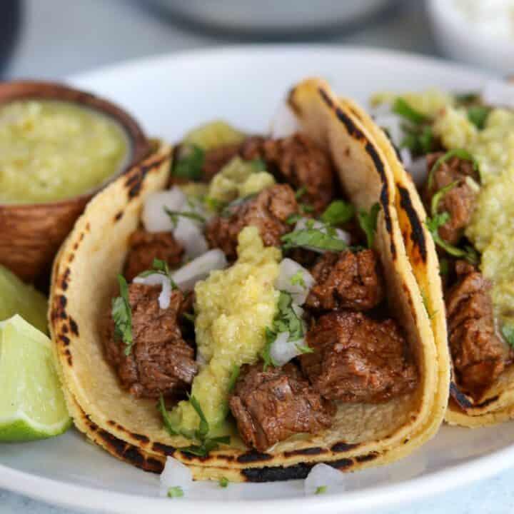 Tacos de Bistec (Steak Tacos)